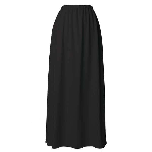 Full Length A-Line Skirt