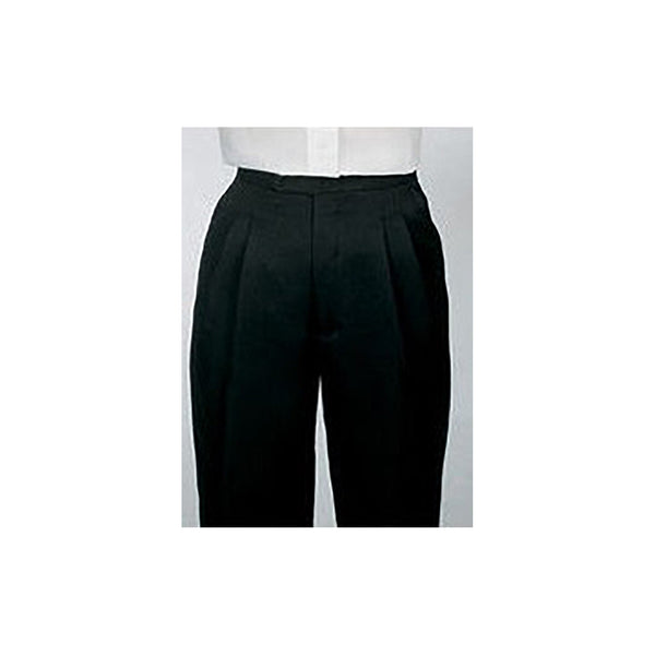 Ladies Pleated Front Pant