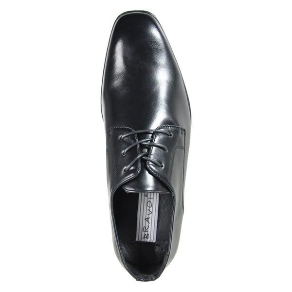 King 1 Oxford - Black Matte Finish