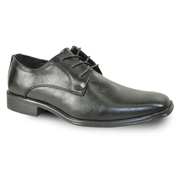 Milano 4 Oxford - Black Matte Finish