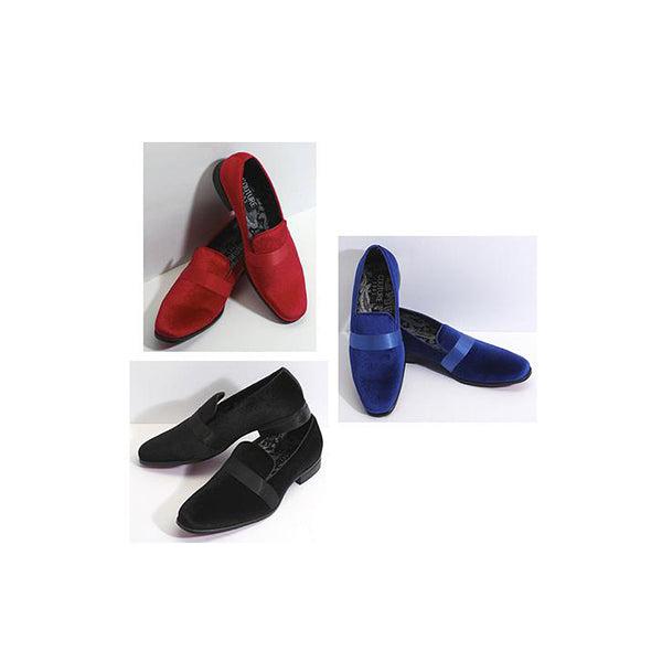 Men's Velvet Shoes