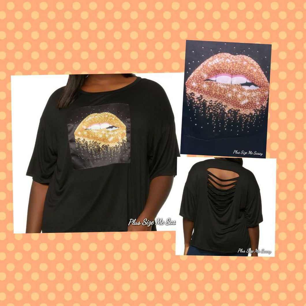 Bling Lips Shirt