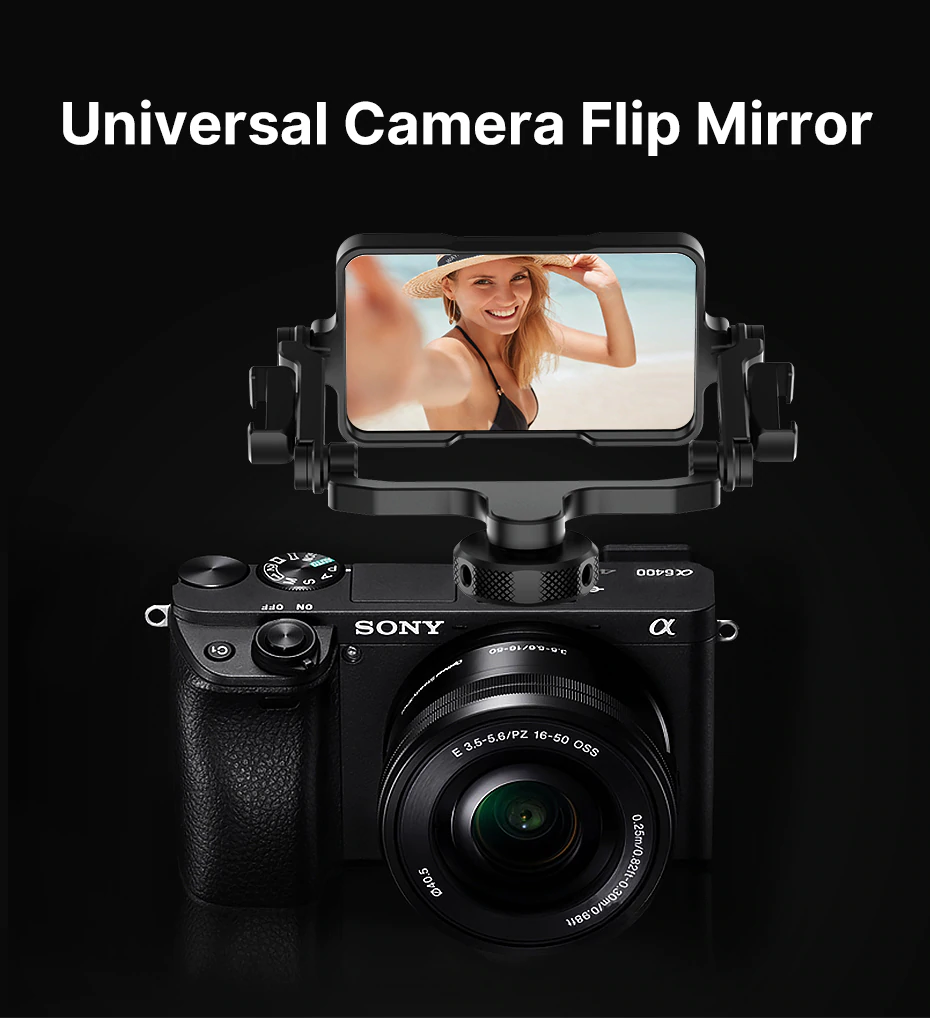 Camera Periscope Flip Mirror