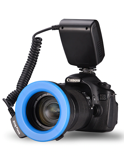 Macro Flash Ring Light