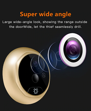 Digital Security Peephole