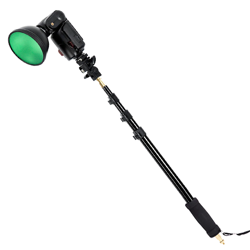 Portable Light Boom Pole