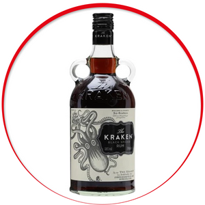 Kraken Black Spiced Rum - 70cl