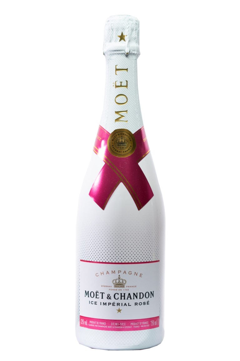 Moet & Chandon Ice Imperial Rose Champagne 75cl