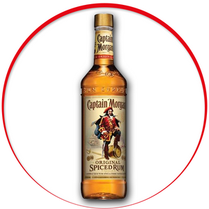 Captain Morgans Spiced Rum - 70cl