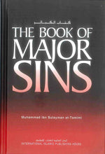 Load image into Gallery viewer, The Book of Major Sins by Imam at Tamimi | Repentance of sins | Islamic Books