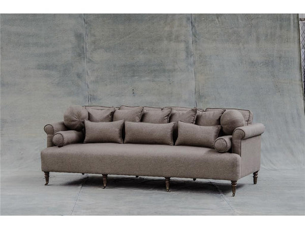 Maynard Extra Deep Sofa In Tan Merrimac