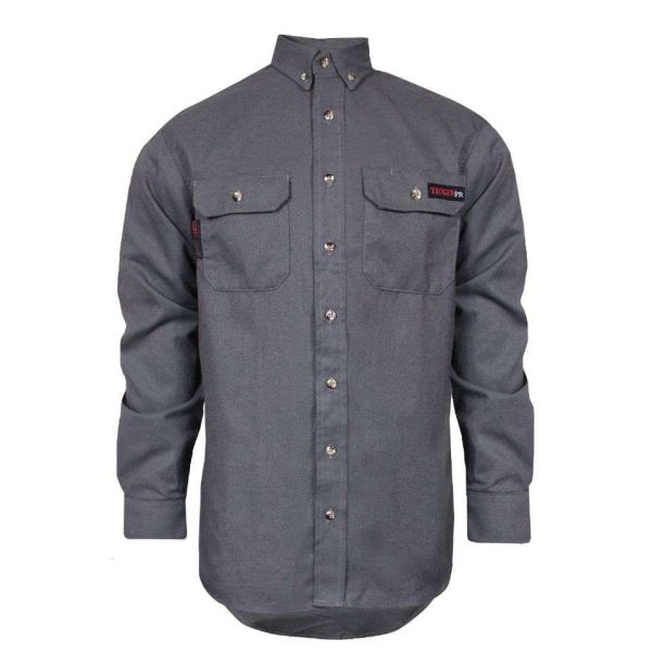 TECGEN FR LIGHTWEIGHT WORK SHIRT