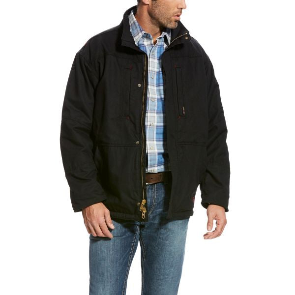 ARIAT FR INSULATED WORKHORSE JACKET