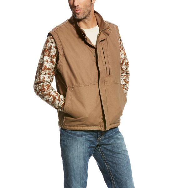 ARIAT FR INSULATED WORKHORSE VEST