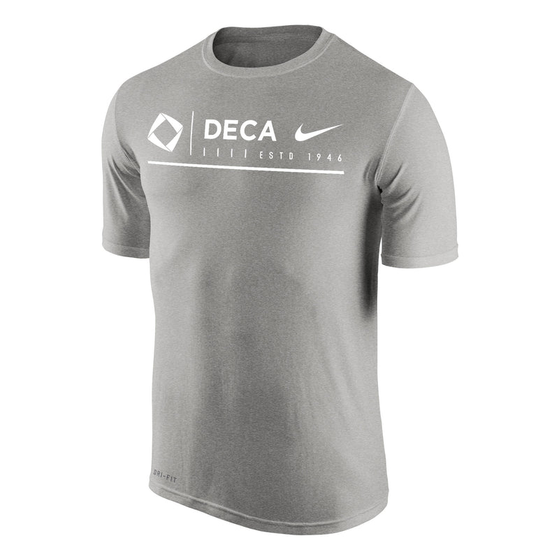 Dark Grey Legend Tee by Nike