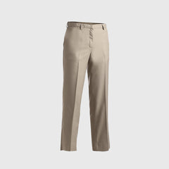 Ladies' Microfiber Flat Front Dress Pant