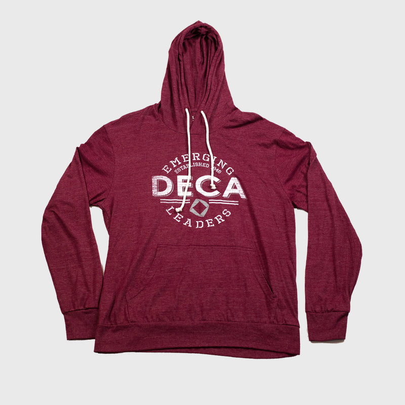 Black DECA Crewneck Sweatshirt