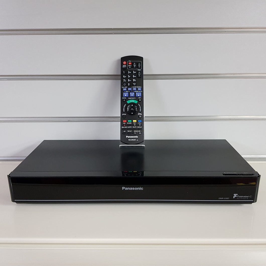 Panasonic DVD/Freeview Recorder