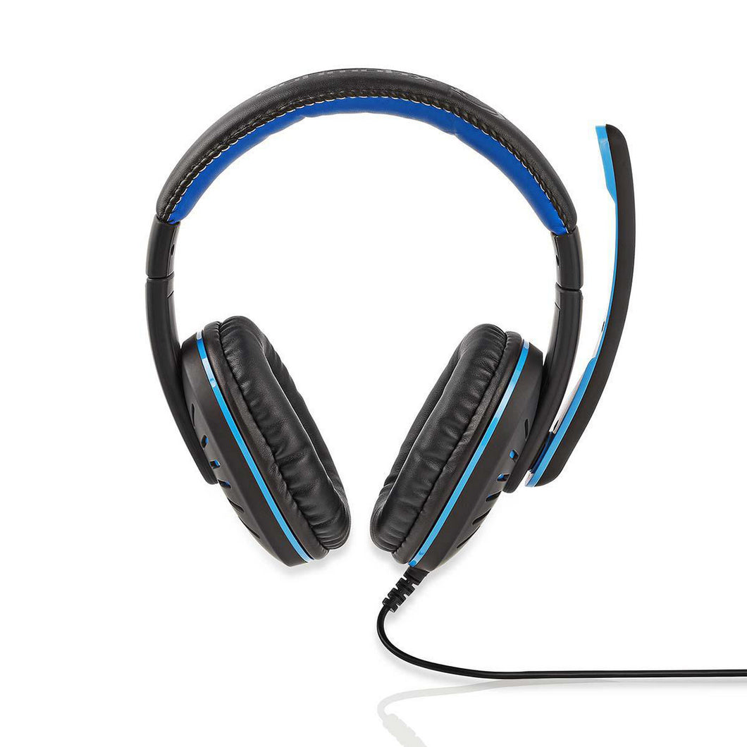 Nedis Gaming Headset Over-ear Microphone