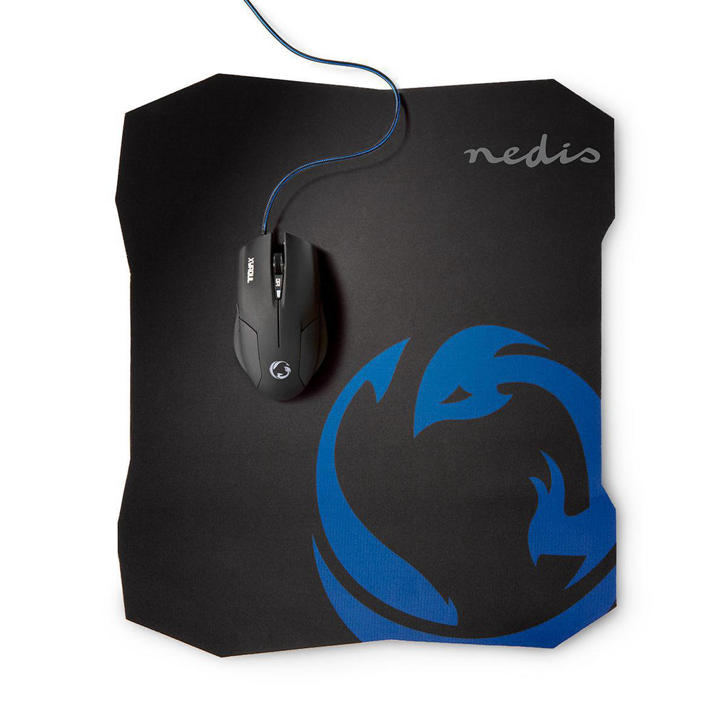 Nedis Gaming Mouse & Mouse Pad Set