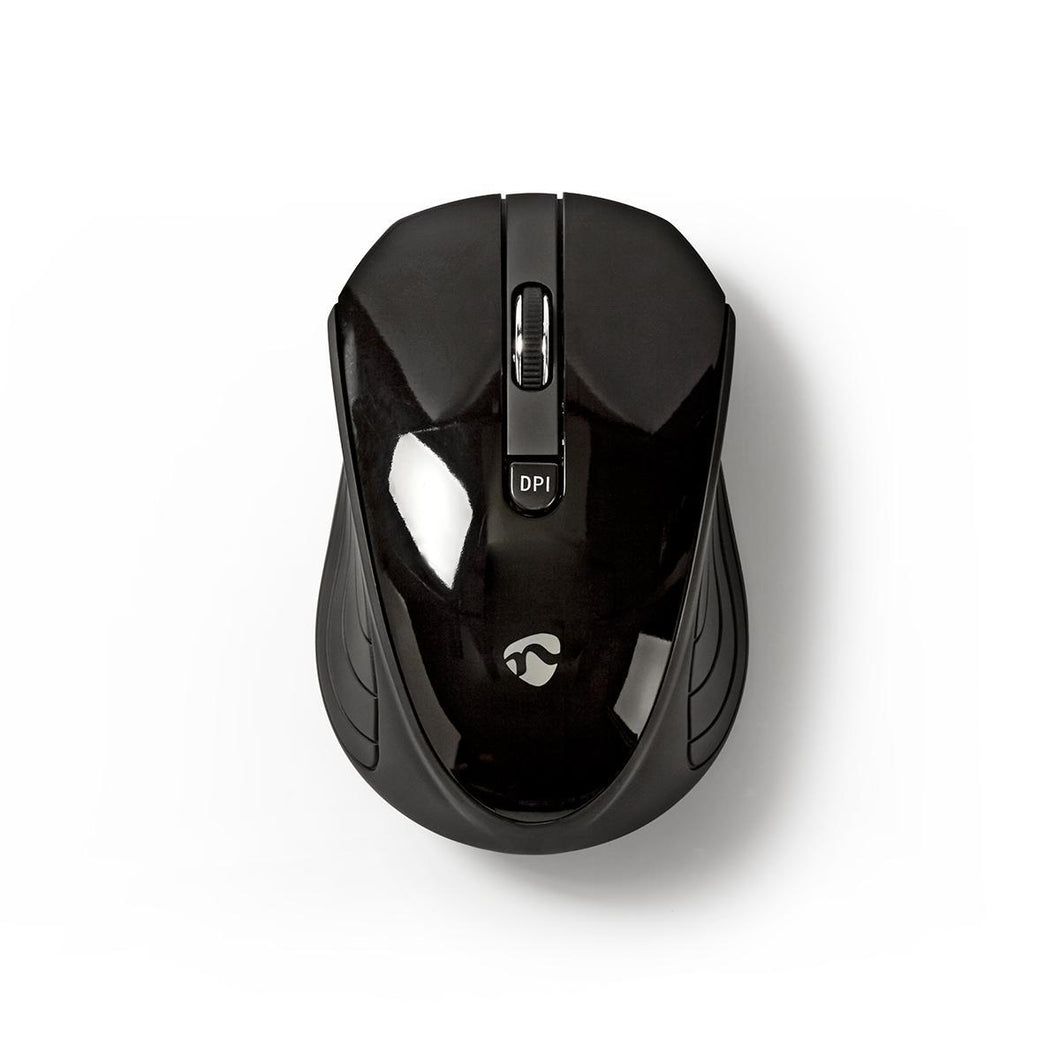 Nedis Wireless Mouse 800 / 1200 / 1600 DPI 3-Button