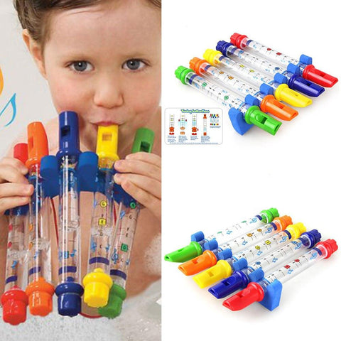 buy kids water flutes bath toys music learning instrument canada
