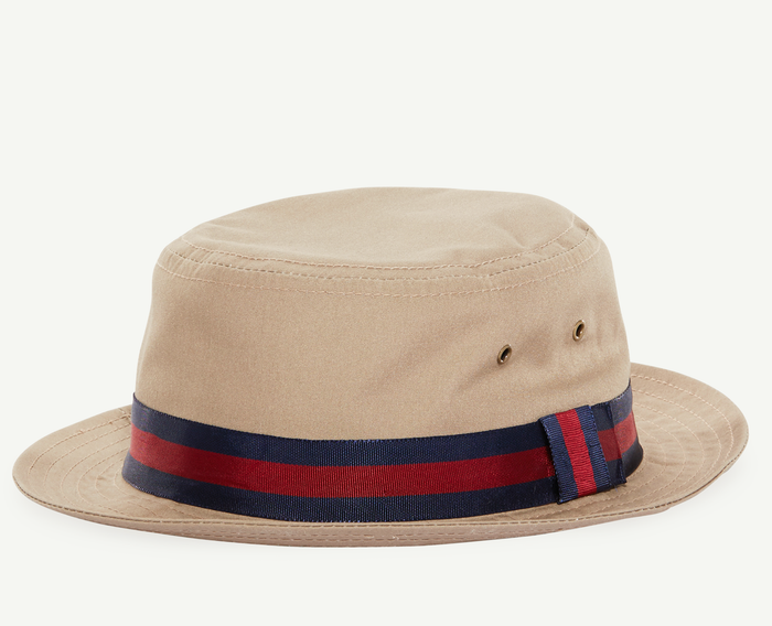 Tan Bucket Hat