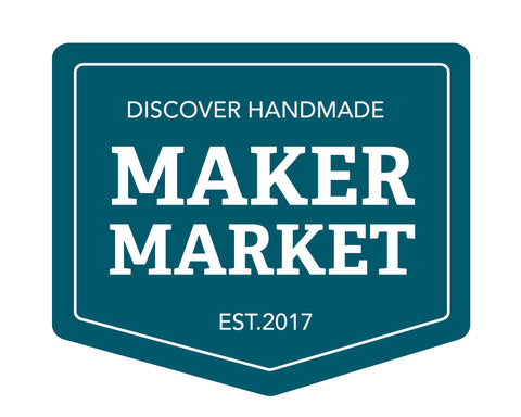 2018 Maker Market 8 x 8' booth - 50% payment
