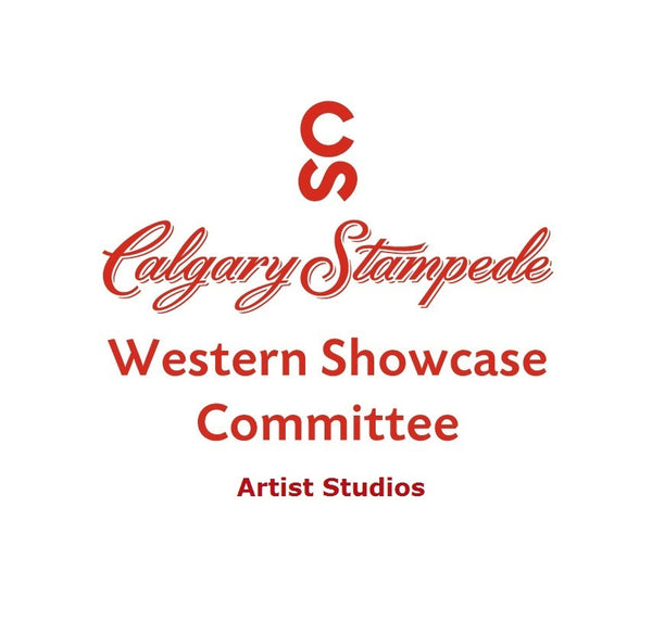 Western Showcase Artist Studios 6 Day Booth 2018 - $950