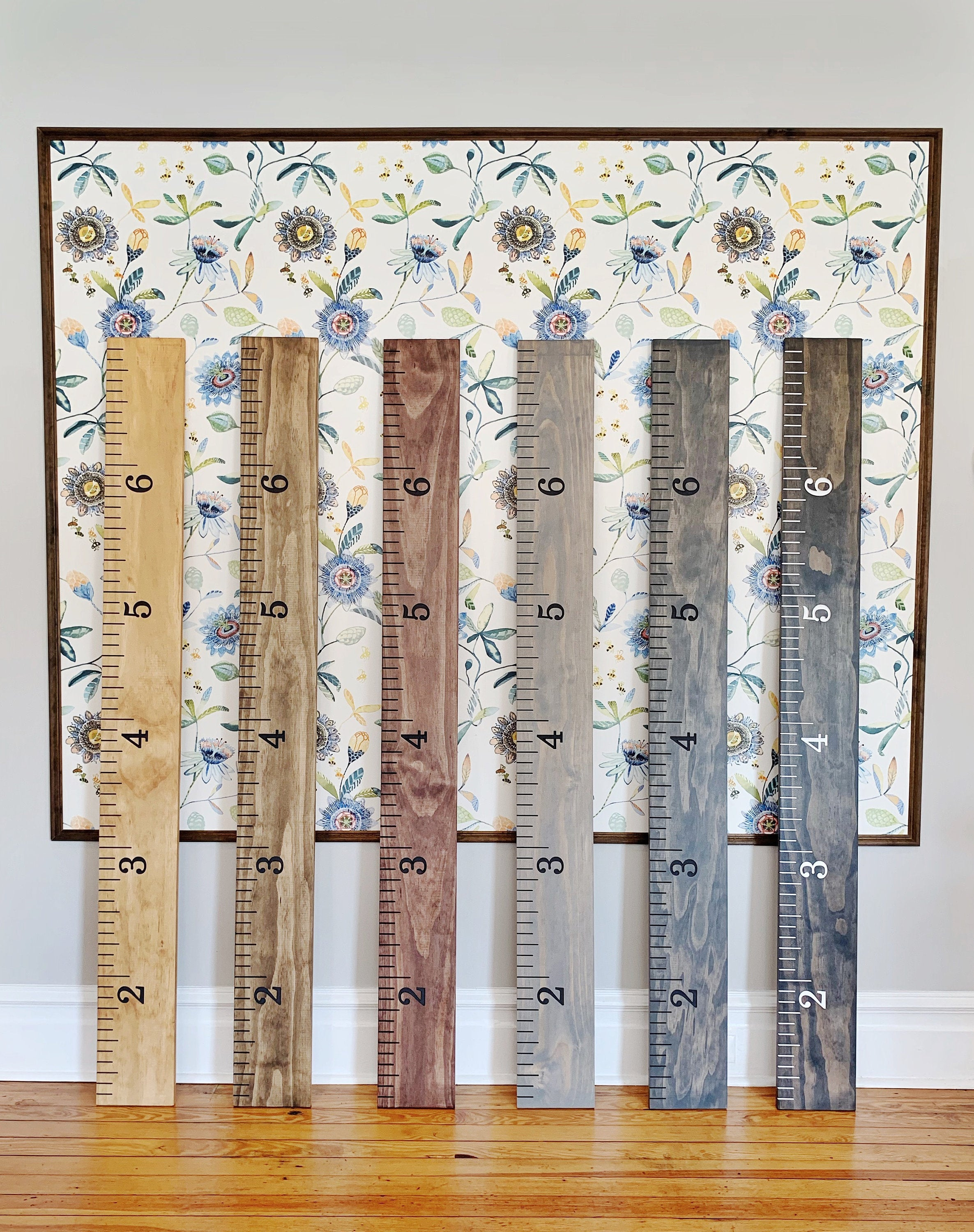 Harrison Edition : Engraved Growth Chart