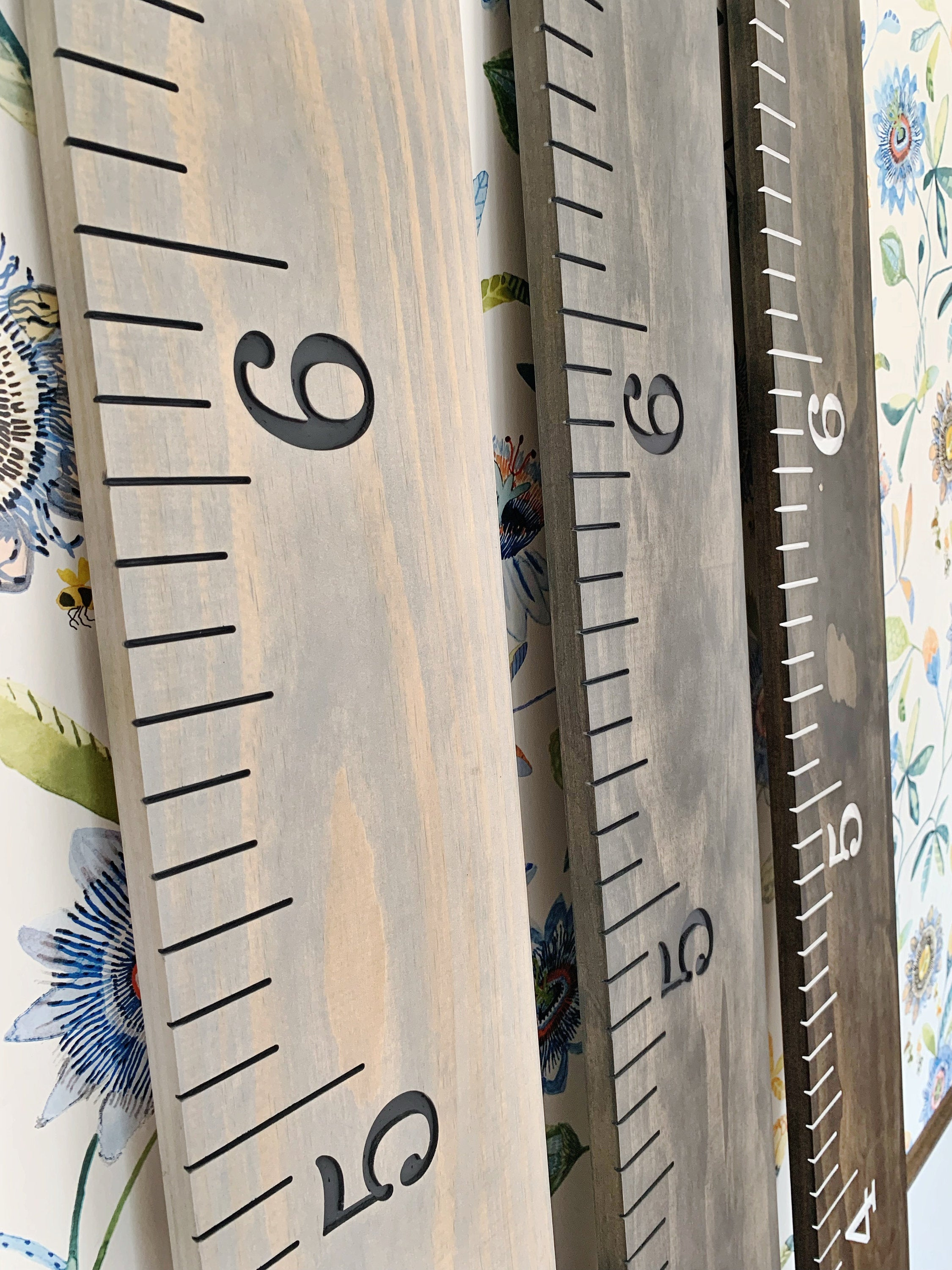 Amelia Edition : Engraved Growth Chart
