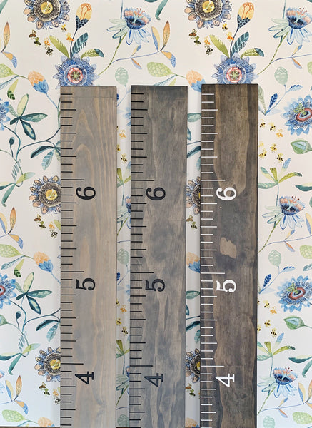 Boys Edition : Engraved Growth Chart