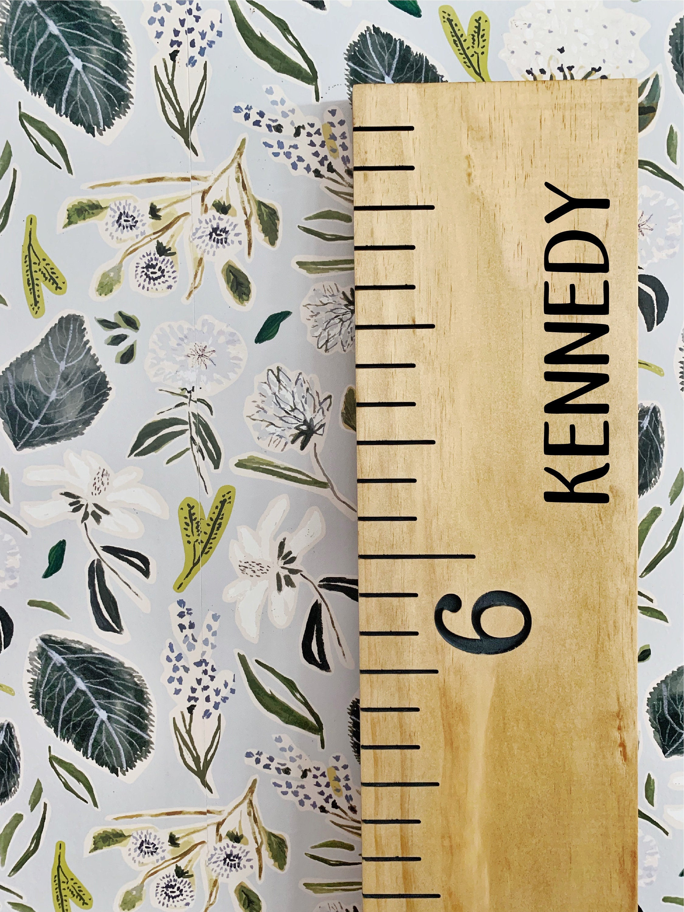 Kennedy Edition : Engraved Growth Chart