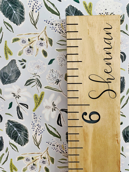 Shennan Edition : Engraved Growth Chart