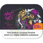 Nasty Juice 3mg 5x10ml Multipack (70VG/30PG)