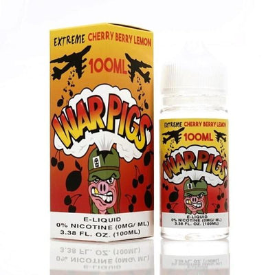 War Pigs by Cloud Thieves 100ml Shortfill 0mg (75VG-25PG)