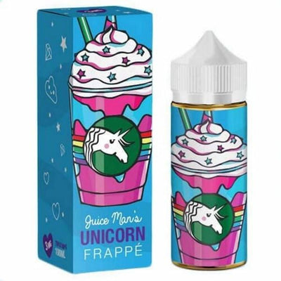 Unicorn Frappe by JuiceMan 0mg 100ml Shortfill (70VG-30PG)