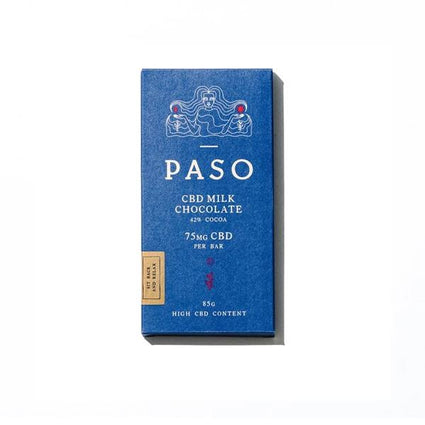 Paso CBD 75mg Milk Chocolate