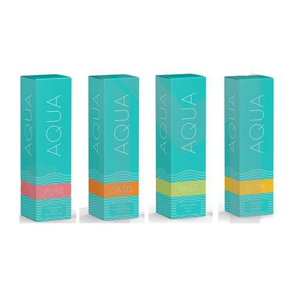 Aqua By Marina Vapes 0mg 50ml Shortfill