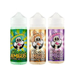 Obeso Amigos 0mg 100ml Shortfill (70PG/30VG)