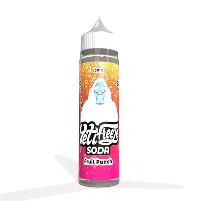 YetiFreeze Soda 50ml Shortfill 0mg (70VG/30PG)