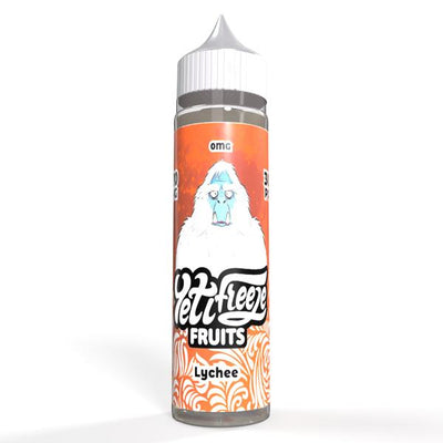 YetiFreeze Fruits 50ml Shortfill 0mg (70VG/30PG)