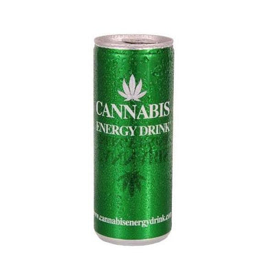 Cannabis Energy Drink 250ml with Hemp Seed Extract