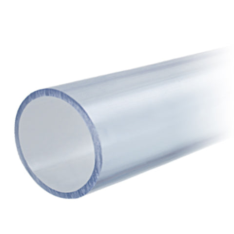 PVC Schedule 40 Clear Pipe