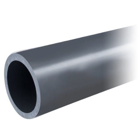 PVC Schedule 80 Grey Pipe