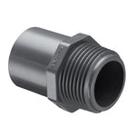 Take-Off Adapter PVC Gray