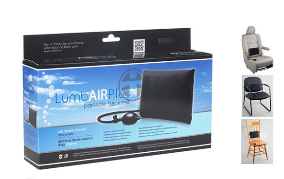Lumb-Air Color: Black