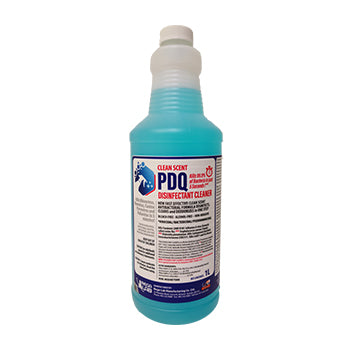 PDQ Table Disinfectant / Cleaner (1L) Kill 99% of Bacteria