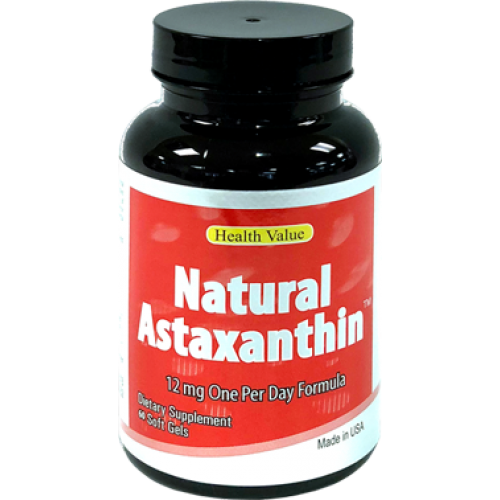Natural Astaxanthin - 1 Bottle