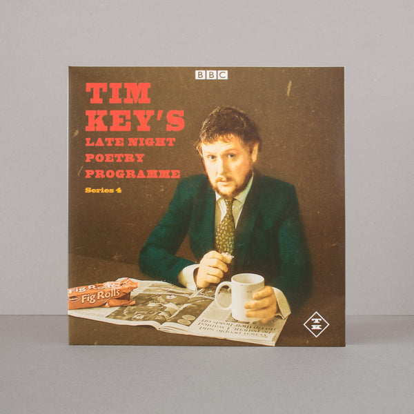 Tim Key's Late Night Poetry Programme. Series 4.